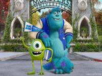 Monster University wallpaper 1