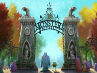 Monster University wallpaper 10