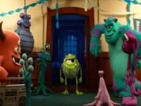 Monster University wallpaper 2