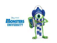 Monster University wallpaper 4