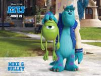 Monster University wallpaper 6