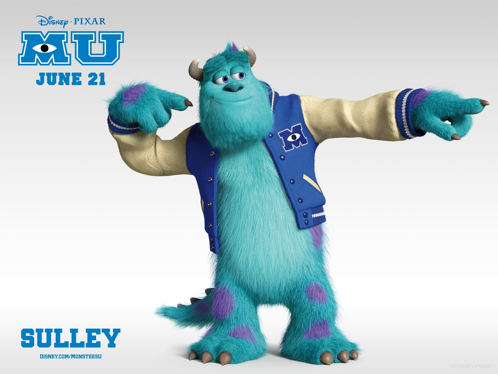 Monster university wallpaper 11 wallpapersbq download wallpaper voltagebd Images