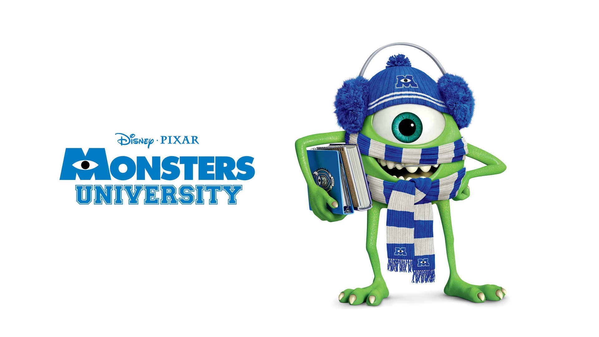 Monster University wallpaper 4