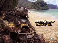 MotorStorm Pacific Rift wallpaper 2
