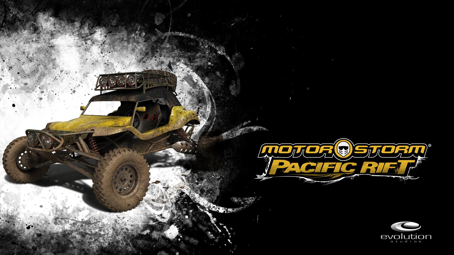 MotorStorm Pacific Rift wallpaper 1