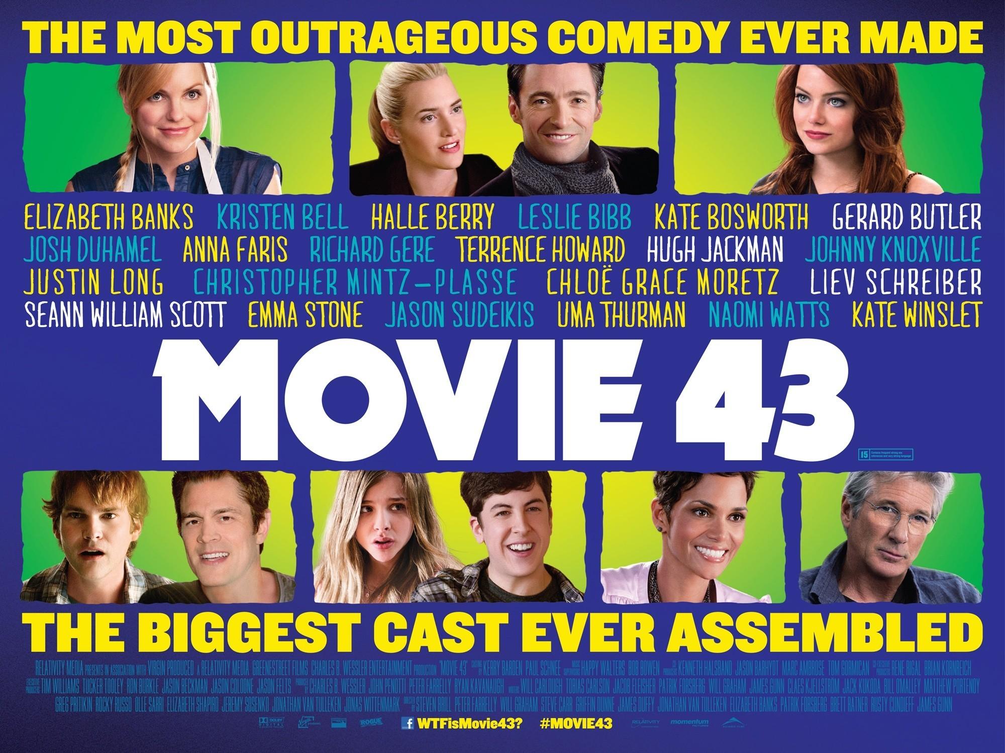 Movie 43 wallpaper 1