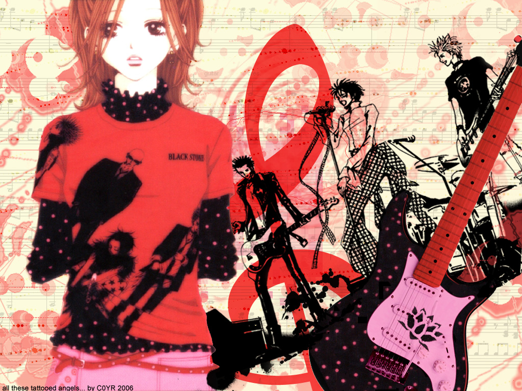 Nana wallpaper 7
