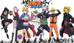 Naruto Shippuden wallpaper 6