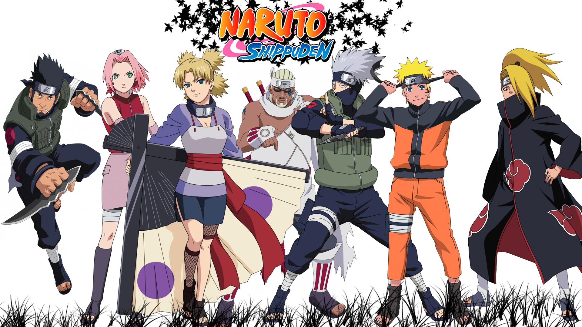 Naruto Shippuden wallpaper 6