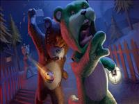 Naughty Bear wallpaper 4
