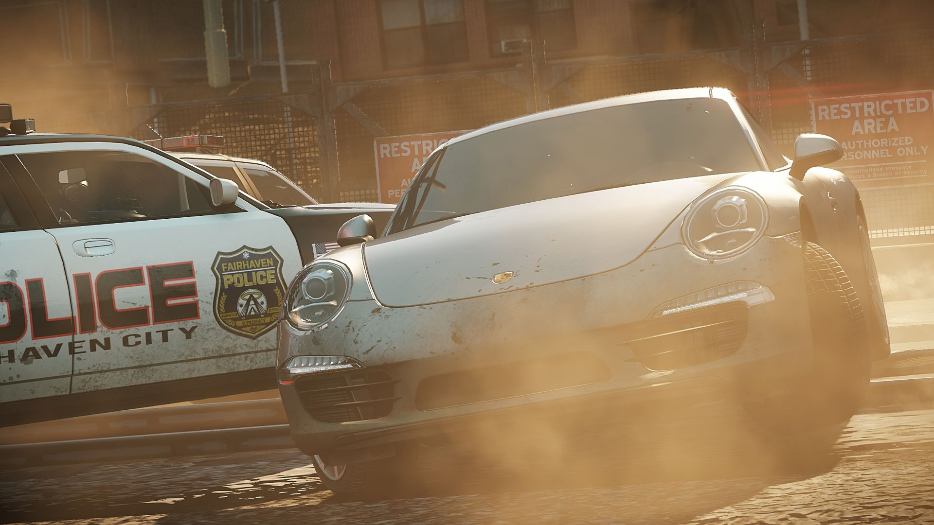 Need for Speed Most Wanted wallpaper 1