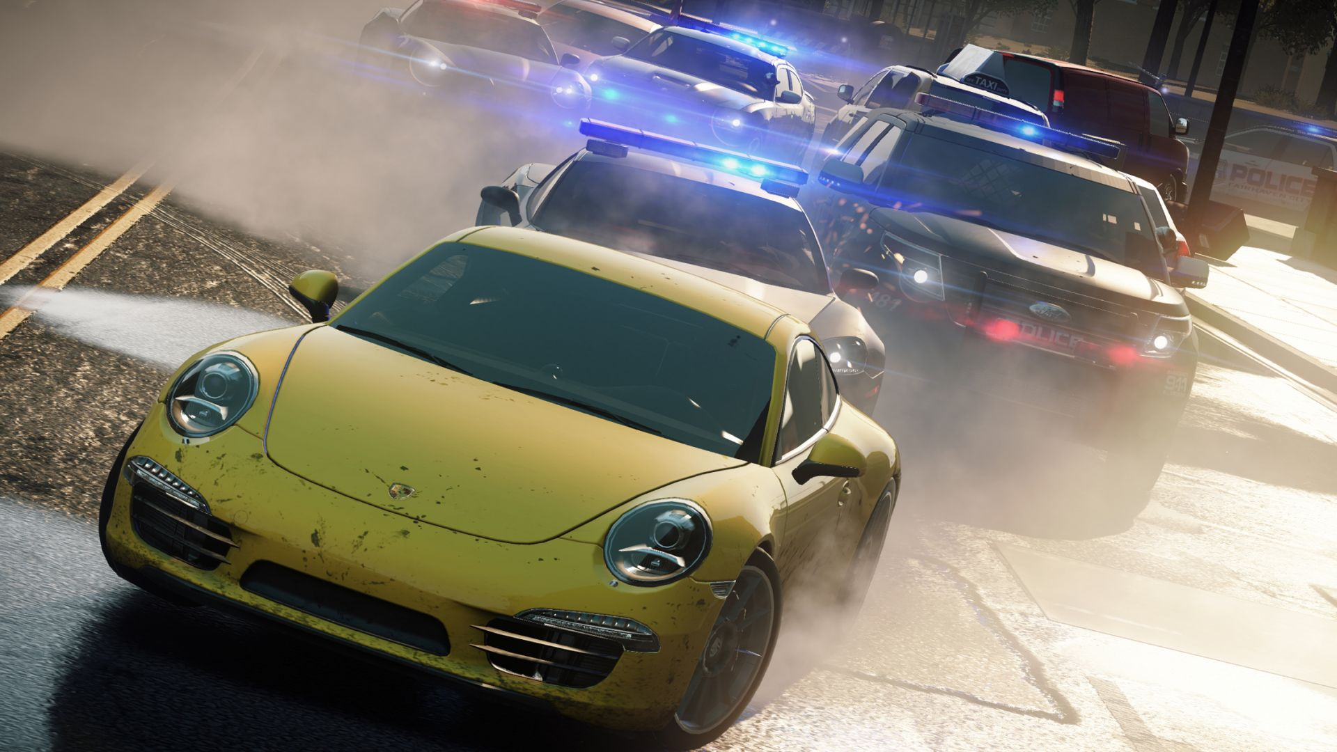 Need for Speed Most Wanted wallpaper 10