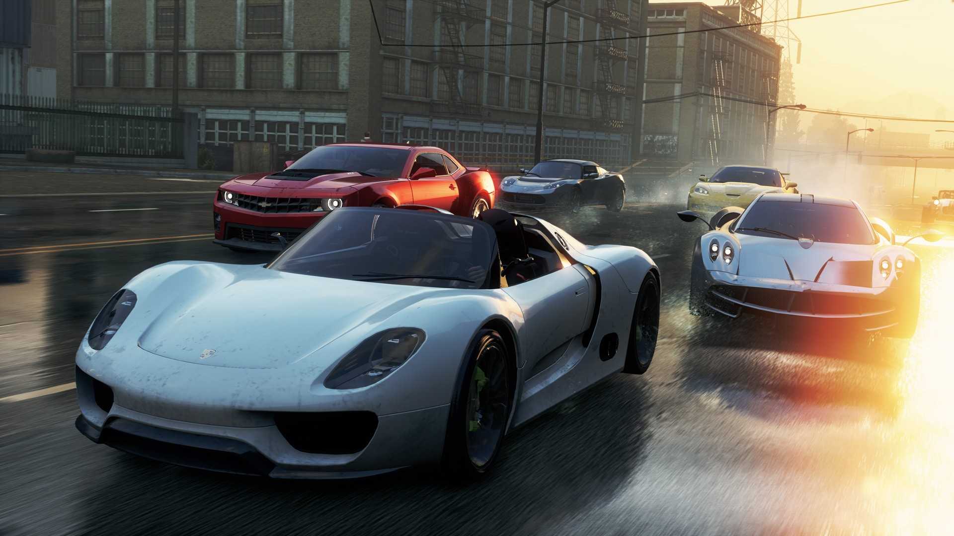 Need for Speed Most Wanted wallpaper 15