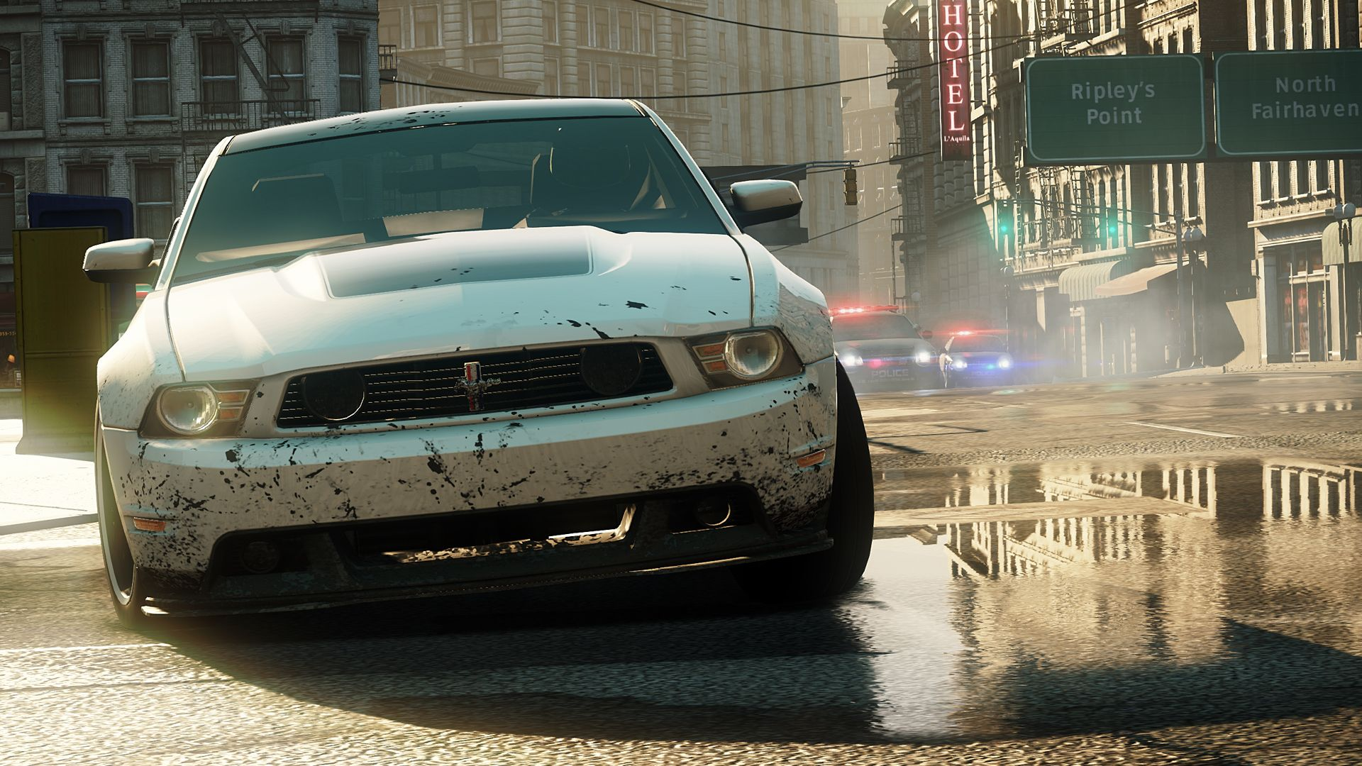 Need for Speed Most Wanted wallpaper 17