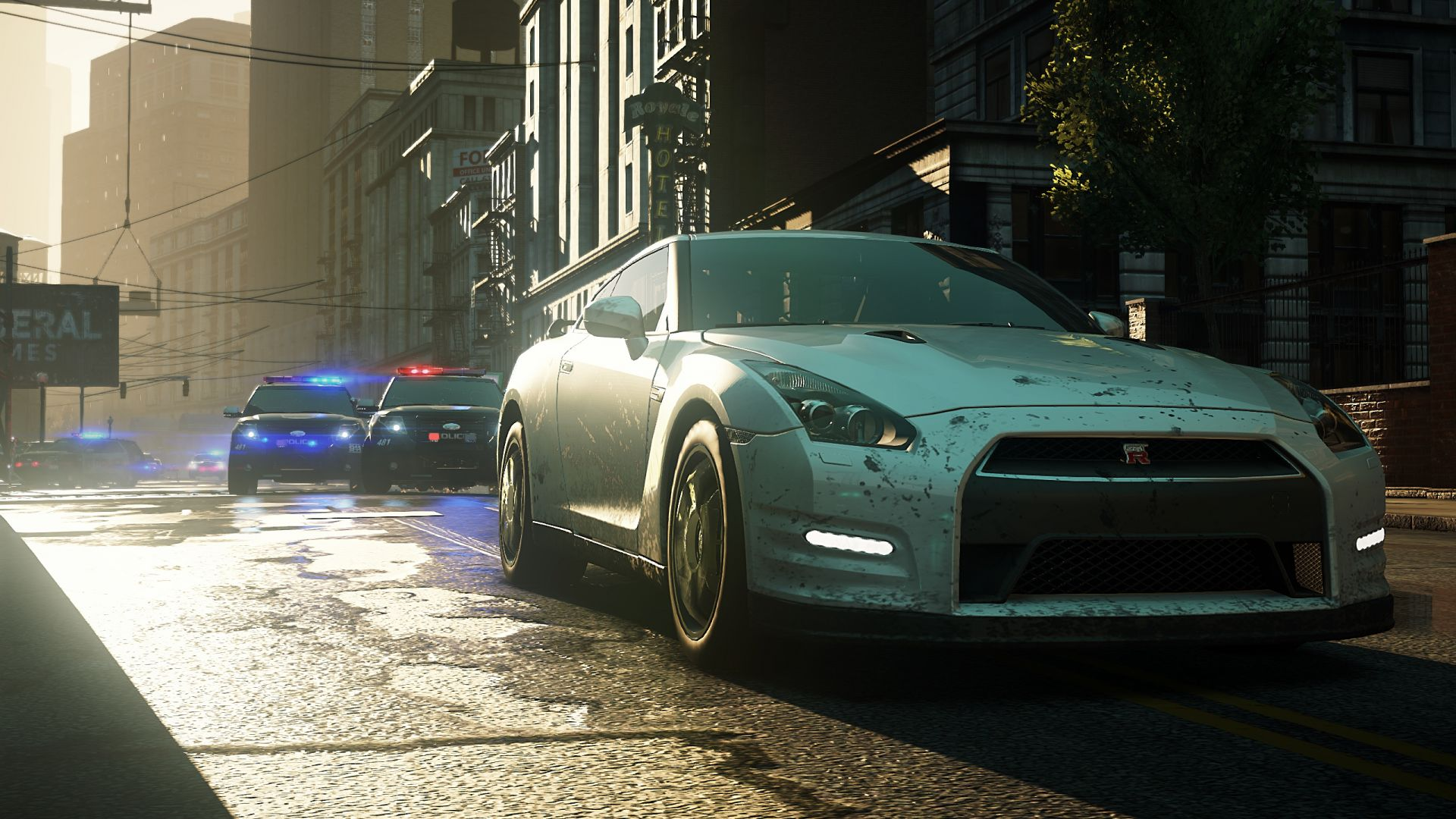 Need For Speed Most Wanted Wallpaper 4 Wallpapersbq