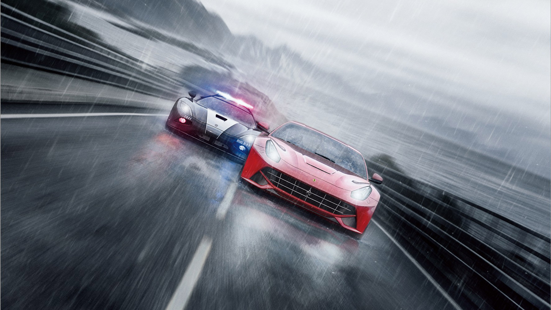 Need for Speed Rivals wallpaper 5