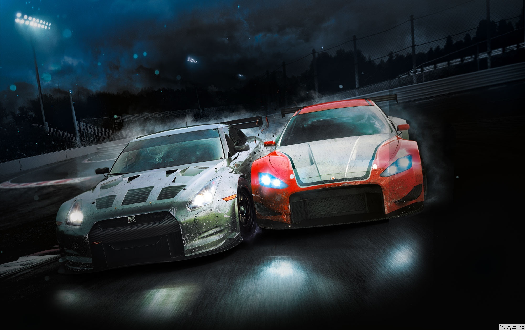 Need for Speed Shift wallpaper 3
