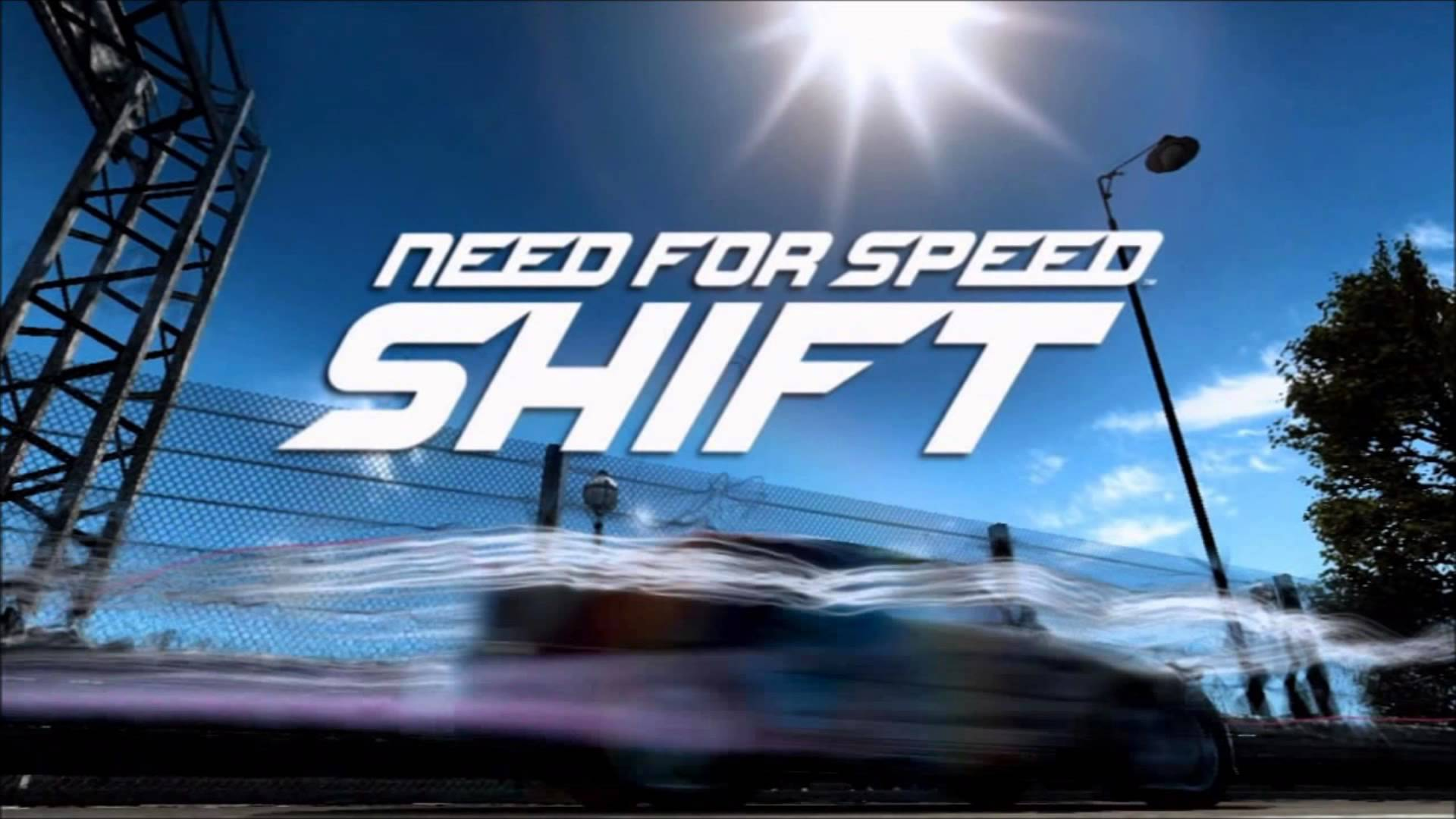 Need for Speed Shift wallpaper 4