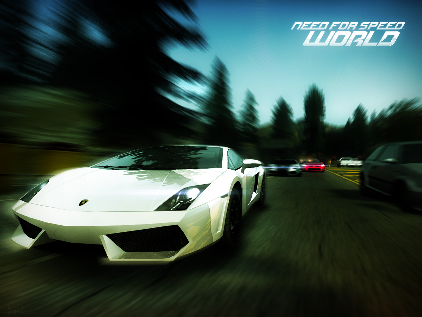 Need For Speed World Wallpaper 6 Wallpapersbq