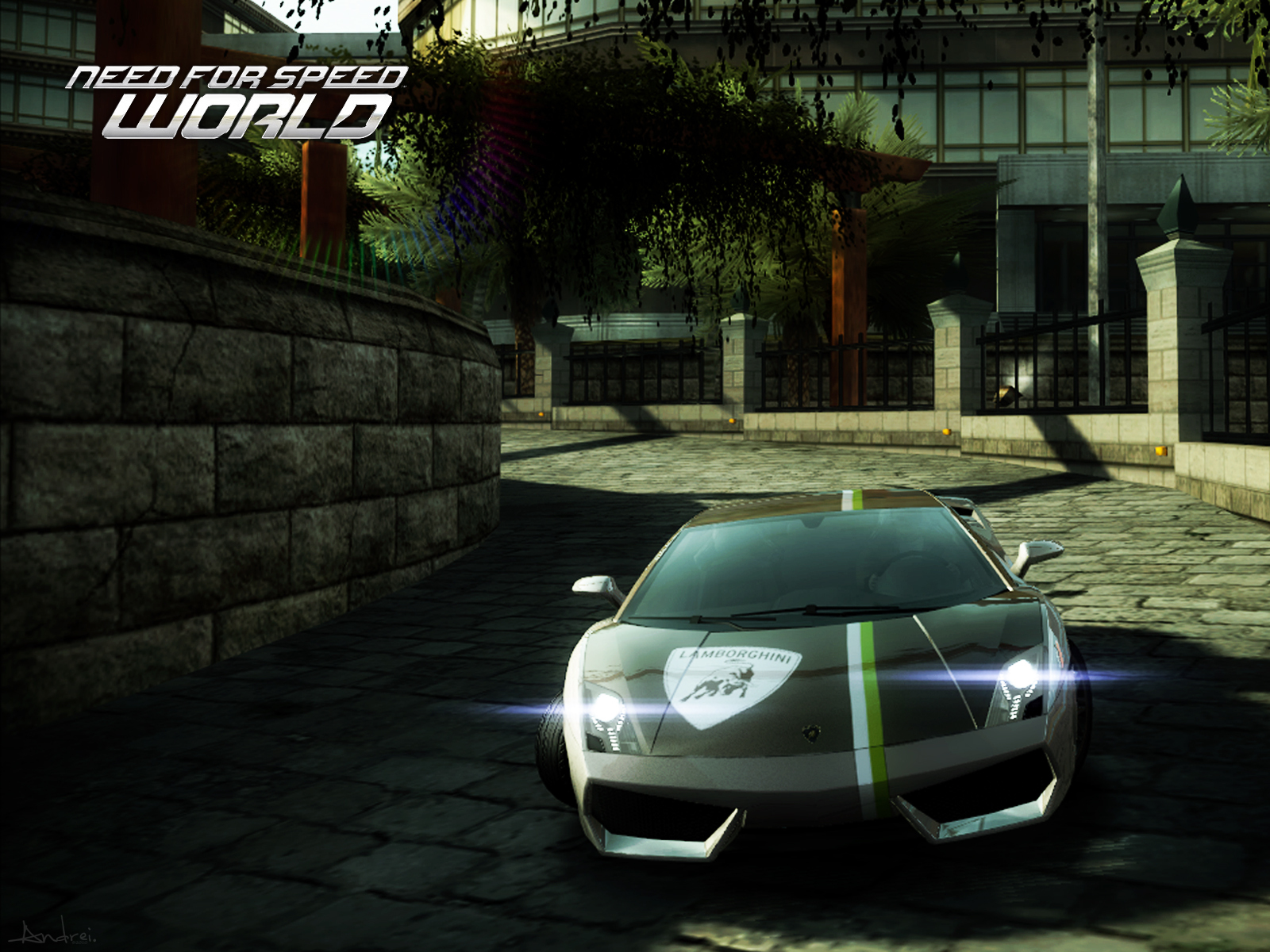 Need For Speed World Wallpaper 7 Wallpapersbq