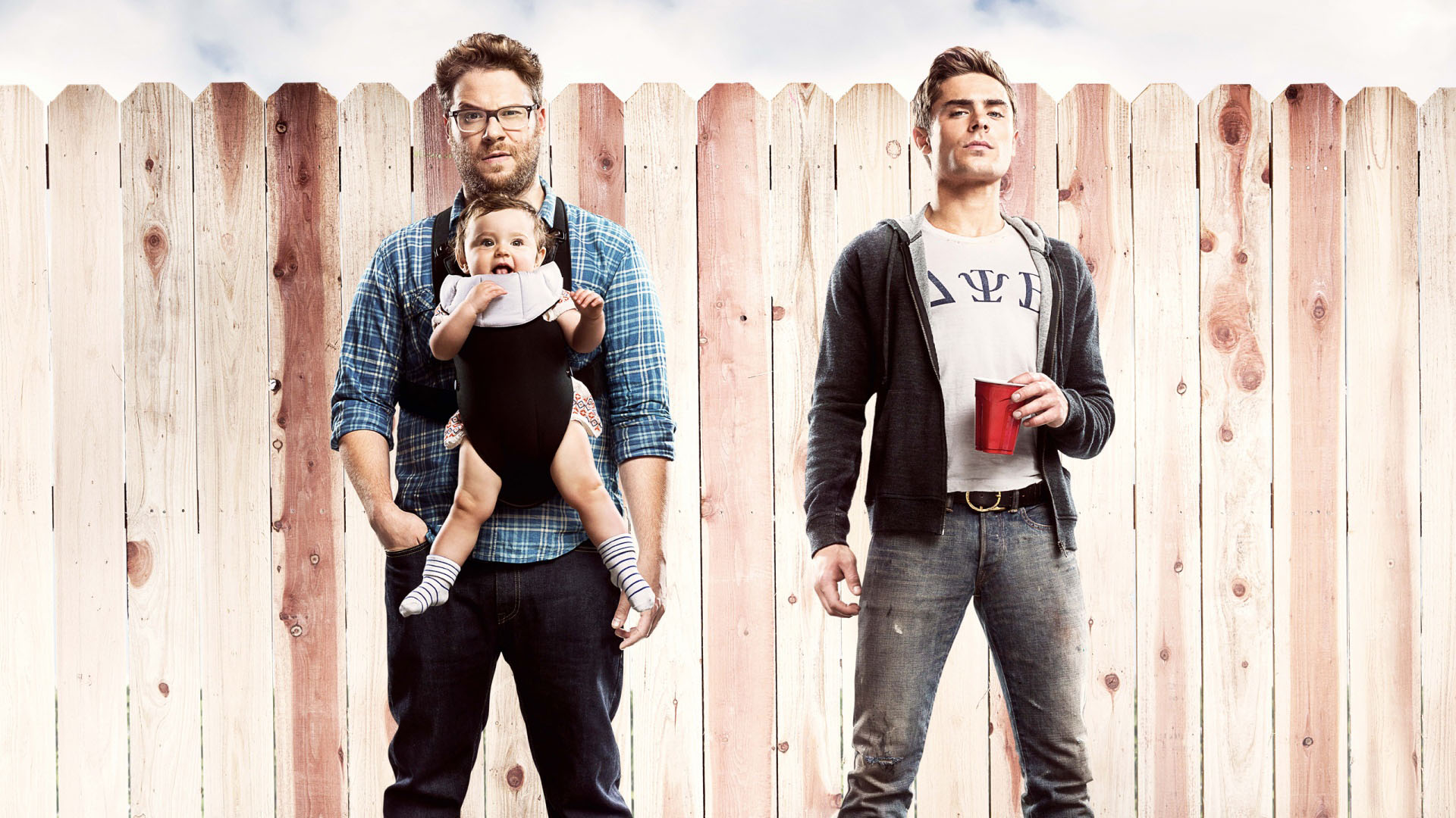 Neighbors wallpaper 1