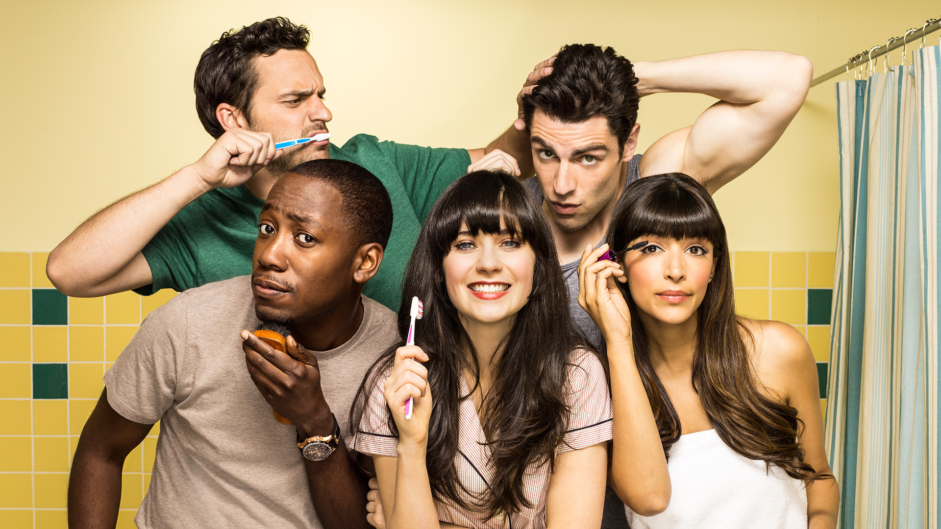 New Girl wallpaper 1