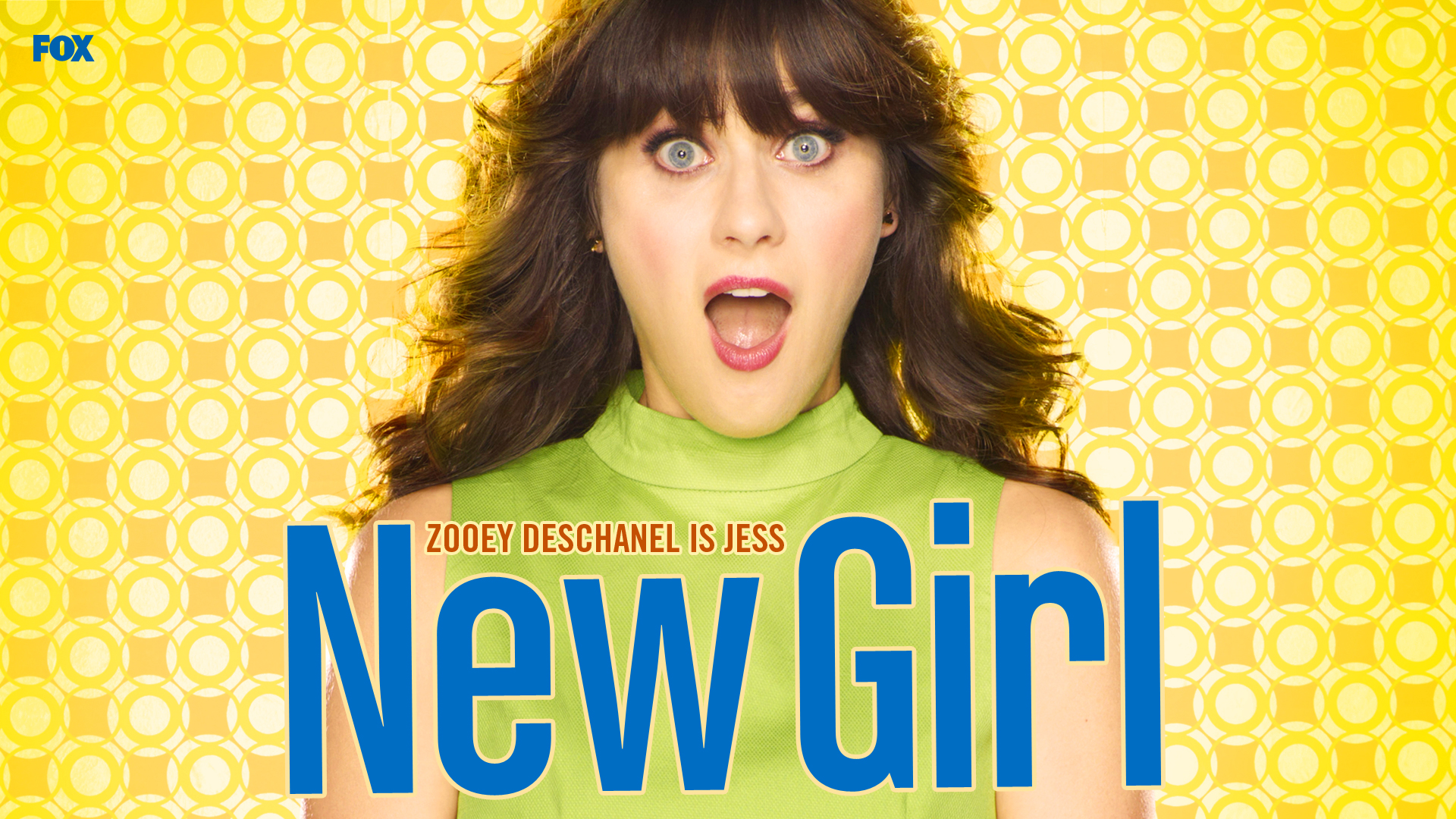 New Girl wallpaper 2