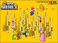 New Super Mario Bros 2 wallpaper 2