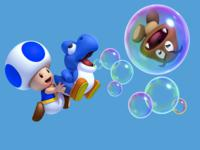 New Super Mario Bros U wallpaper 1