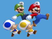 New Super Mario Bros U wallpaper 2