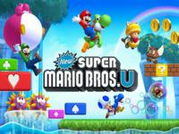 New Super Mario Bros U wallpaper 4