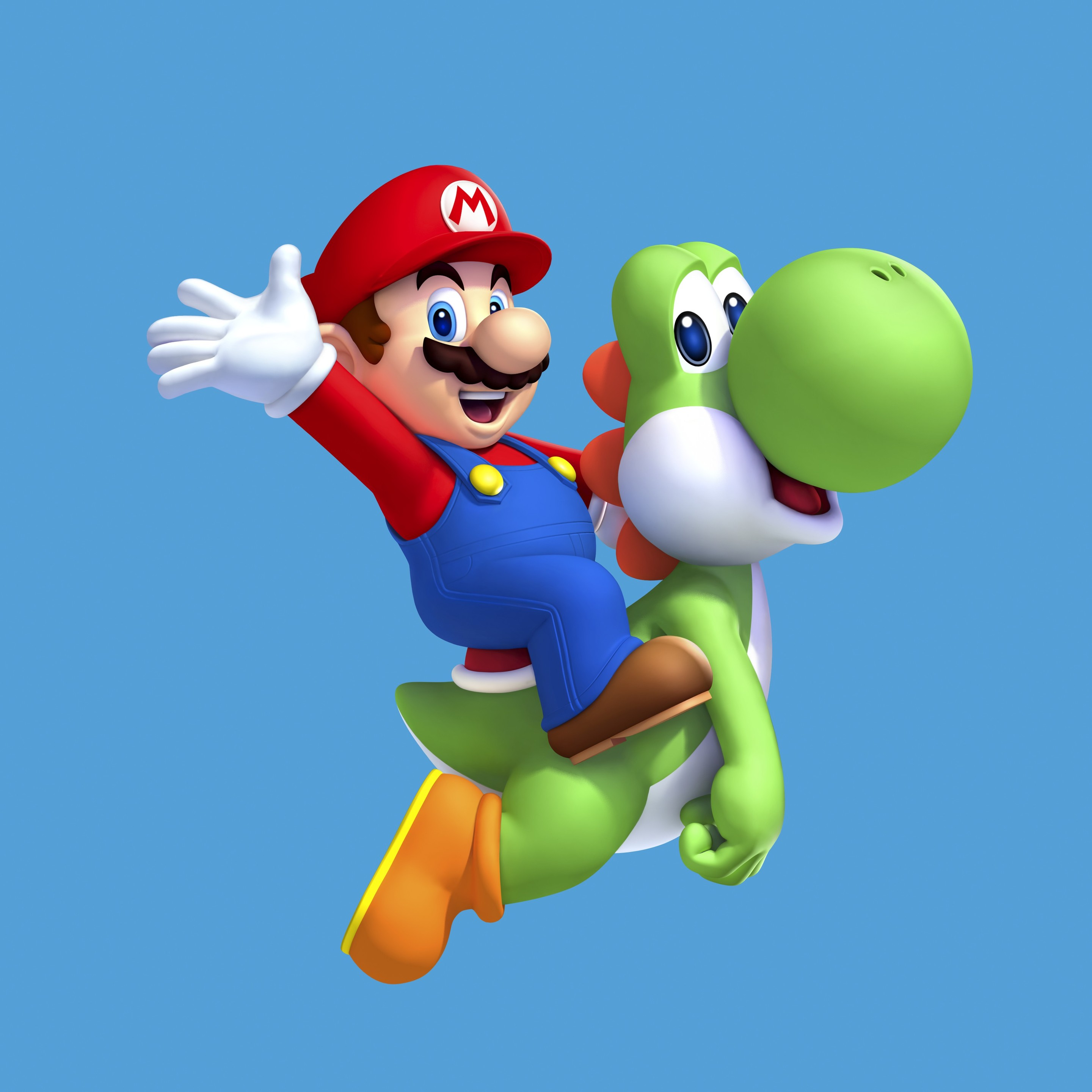 New Super Mario Bros U wallpaper 3