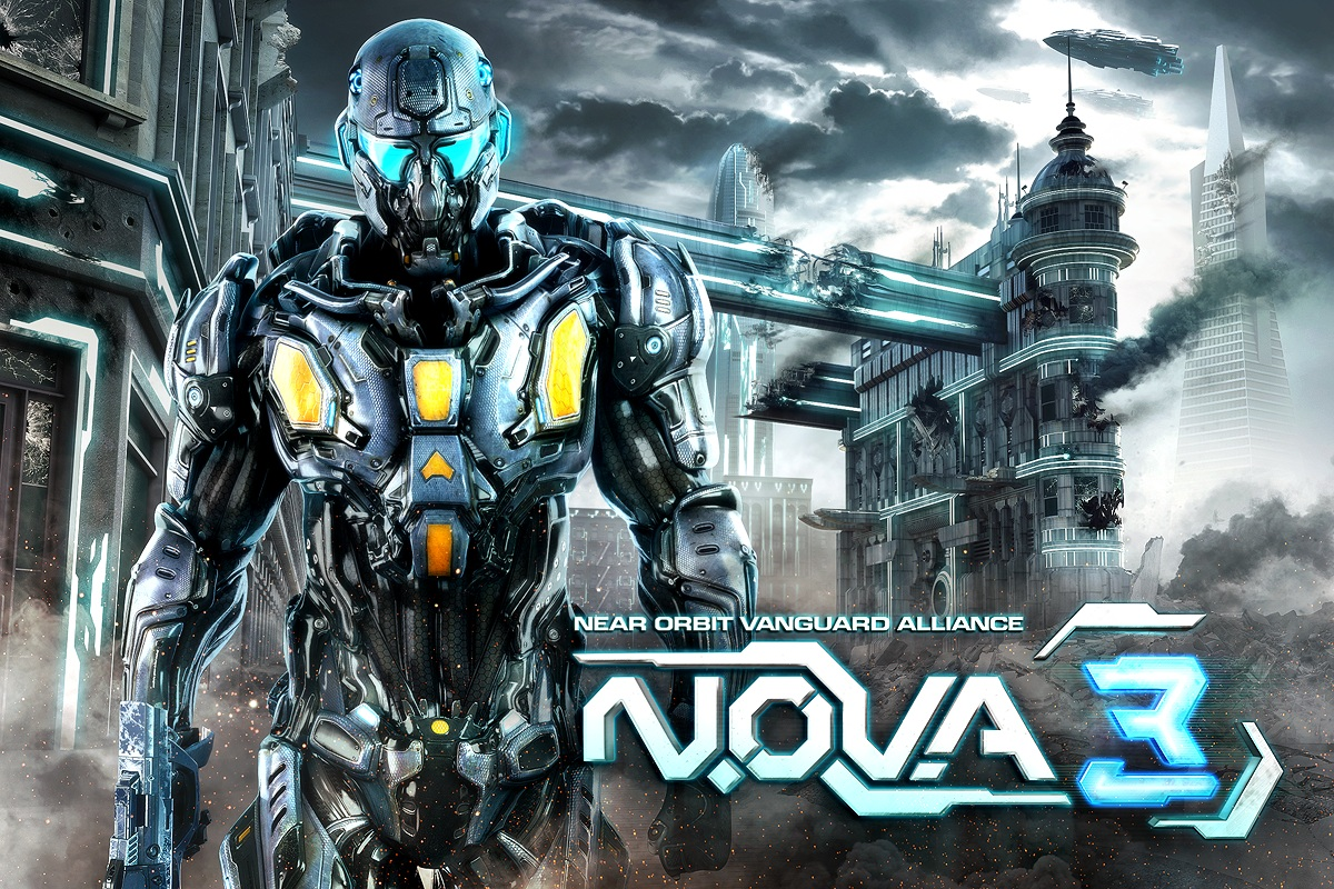 Enjoy this wallpaper of N.O.V.A 3 in a resolution of 1200 x 800 , don