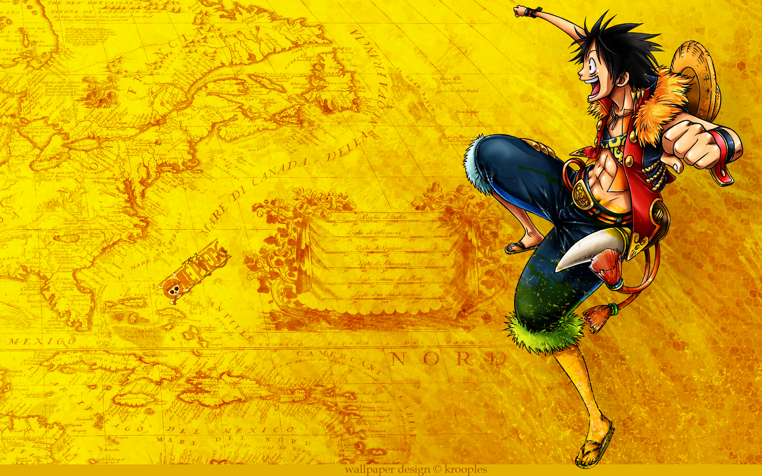 One Piece wallpaper 2