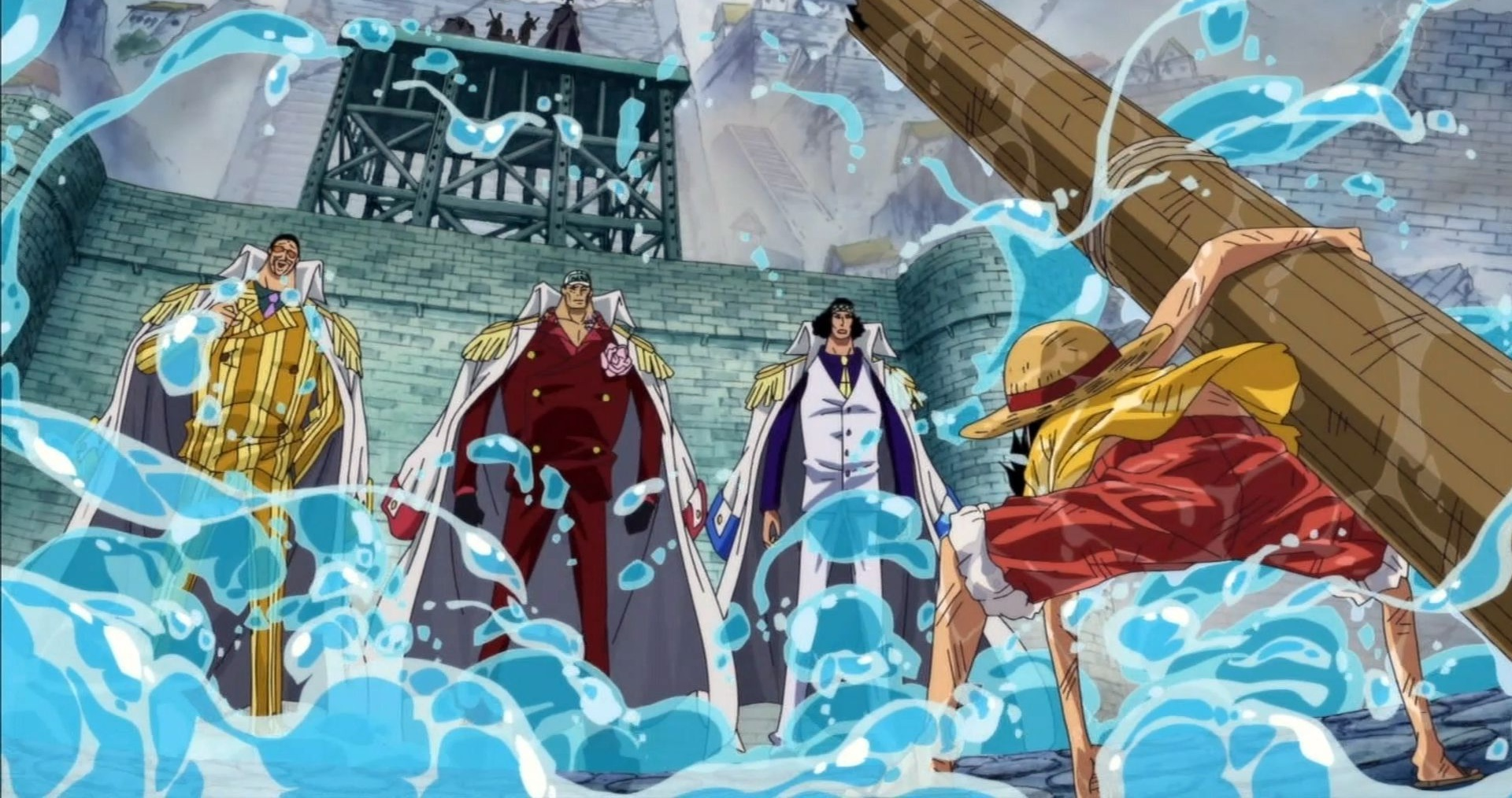 One Piece wallpaper 33