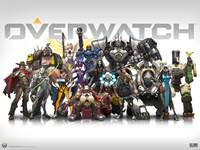 Overwatch wallpaper 2