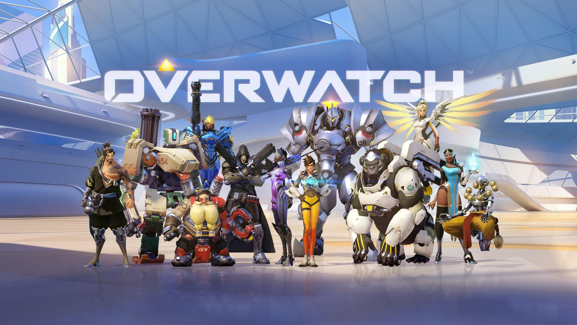 Overwatch wallpaper 10