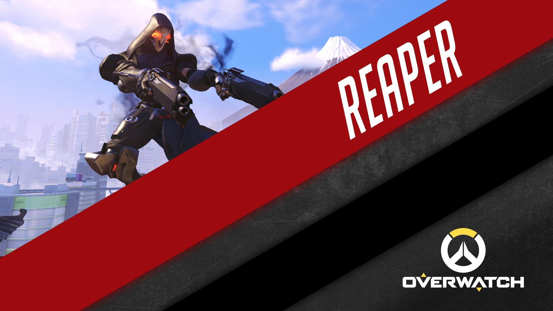 Overwatch wallpaper 9