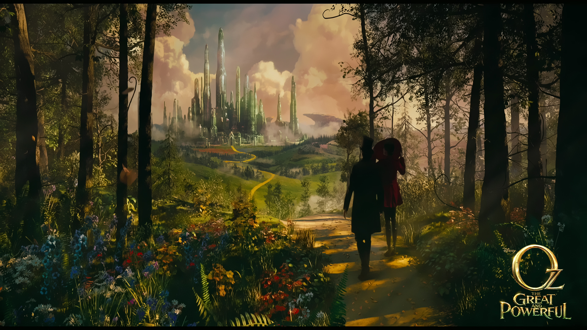 Oz the Great and Powerful wallpaper 6