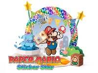 Paper Mario Sticker Star wallpaper 1