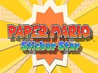 Paper Mario Sticker Star wallpaper 2