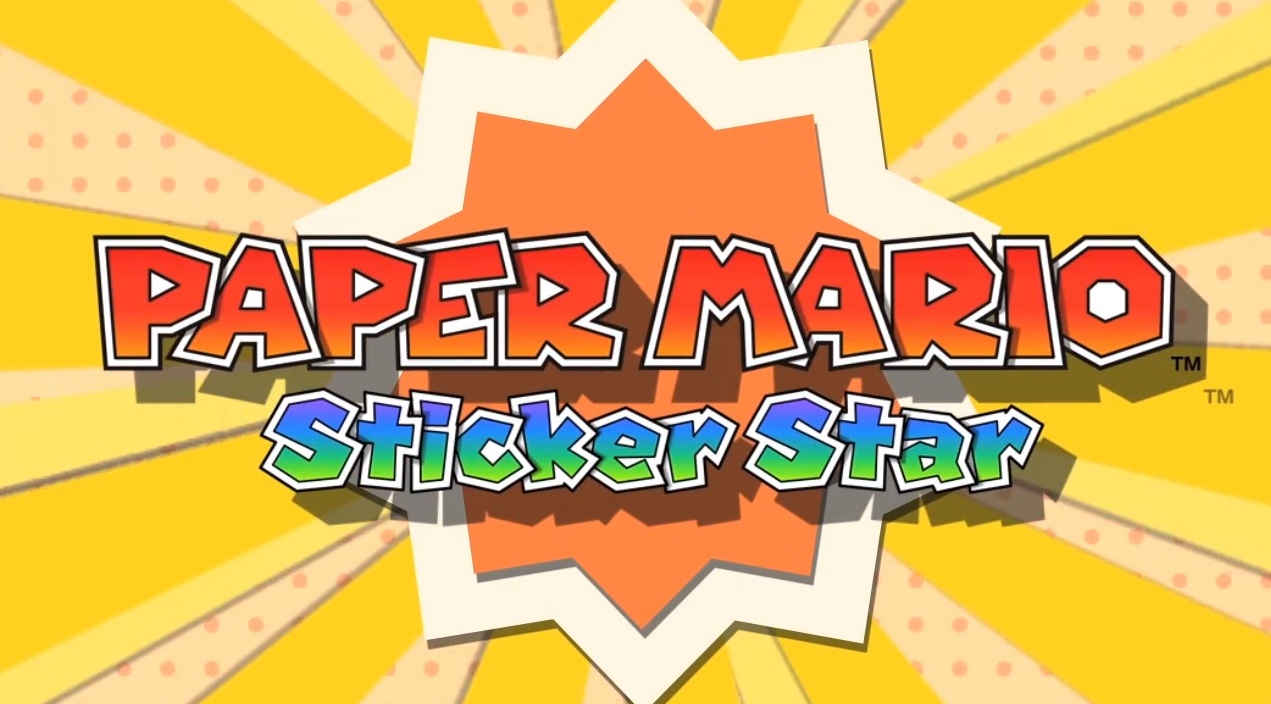 Paper Mario Sticker Star wallpaper 2