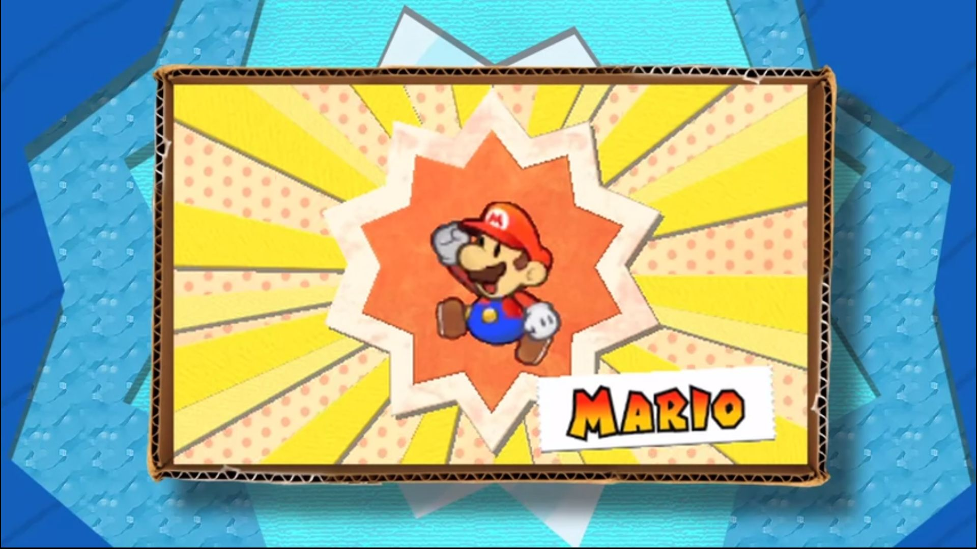 Paper Mario Sticker Star wallpaper 3