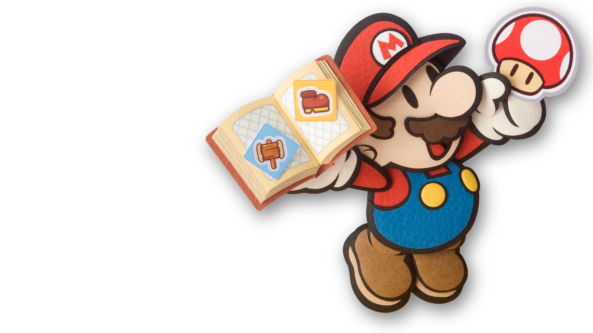 Paper Mario Sticker Star Wallpaper 4