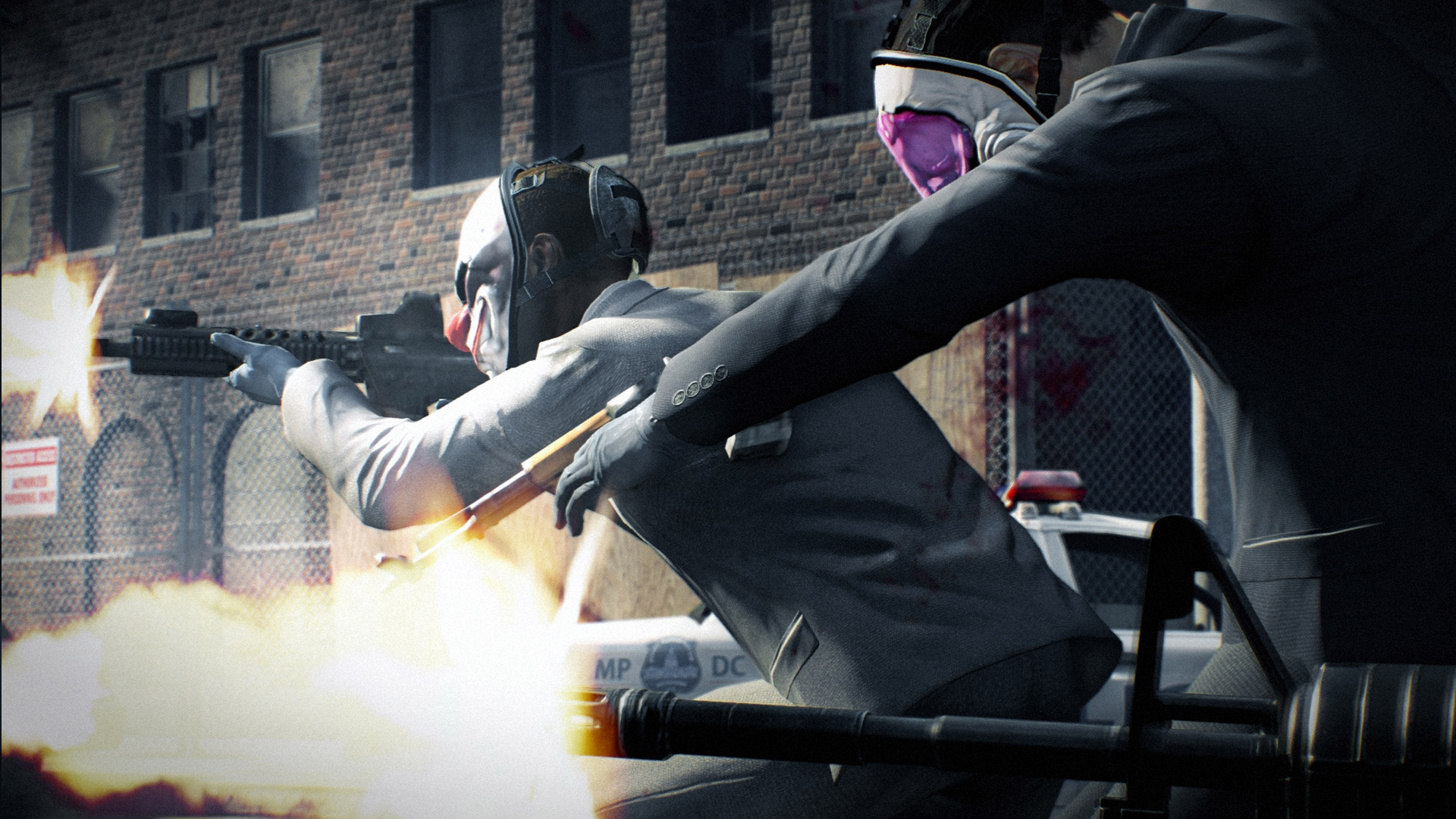 PayDay 2 wallpaper 3