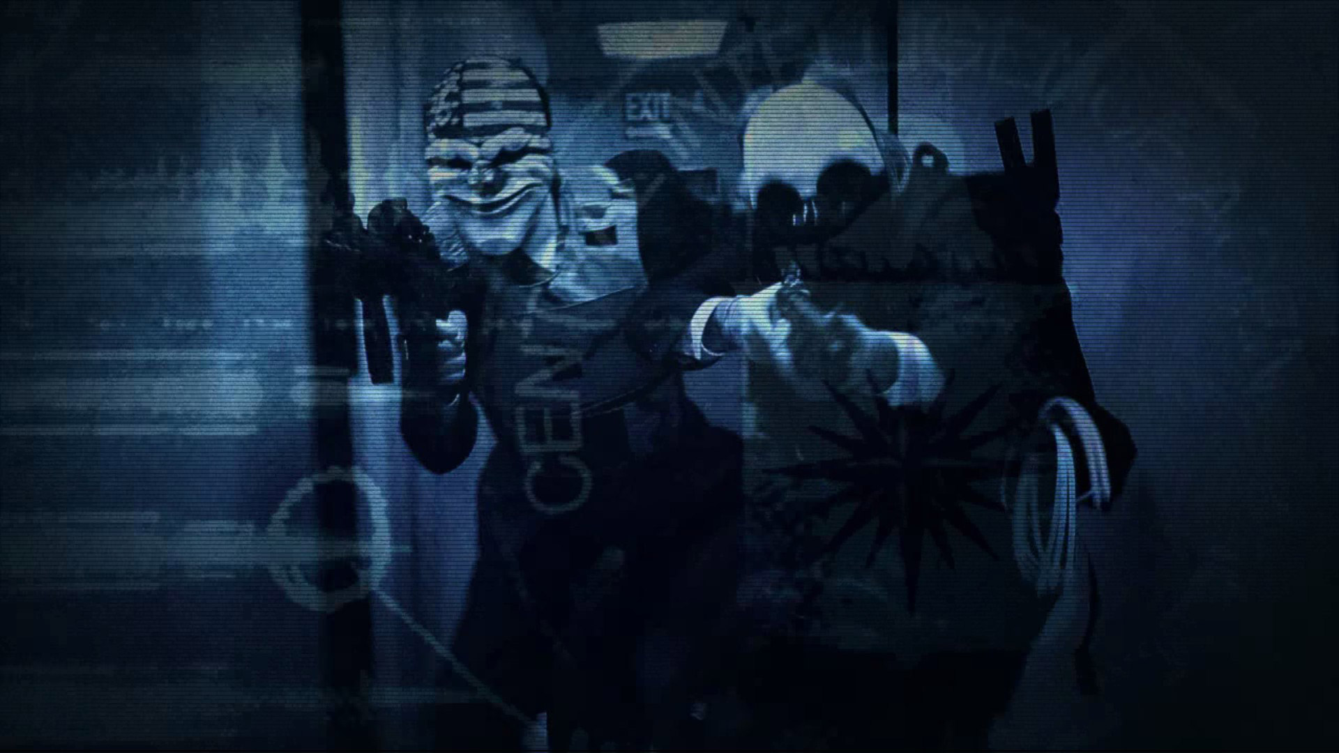 PayDay 2 wallpaper 7