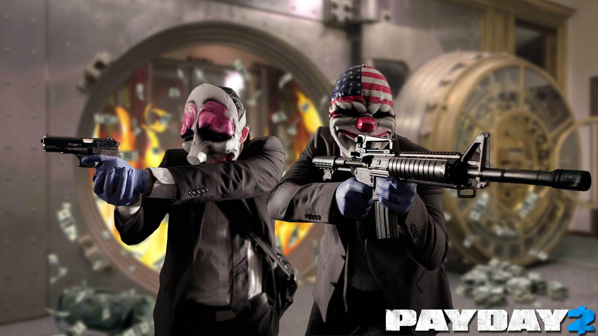 PayDay 2 wallpaper 8