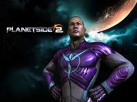 PlanetSide 2 wallpaper 3