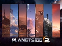 PlanetSide 2 wallpaper 5