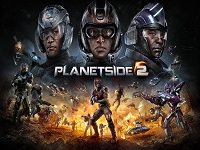 PlanetSide 2 wallpaper 6